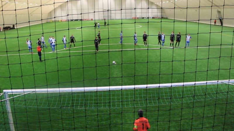 Несправедливое пенальти в игре Nomme Kalju FC - FC Ajax Tallinn | U-17 Eliitliiga II liiga