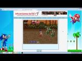 Golden Axe 16BIT SEGA #1 играем на сайте infocat.su