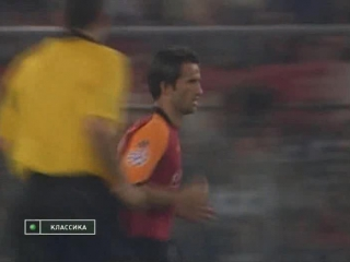 106 CL-2002/2003 AS Roma - Real Madrid 0:3 (17.09.2002) HL