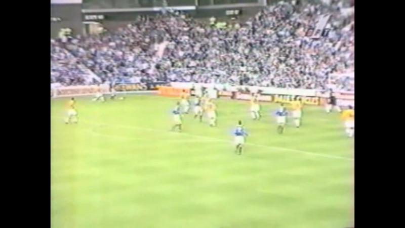 8 CL-1996/1997 Rangers FC - Alania Vladikavkaz 3:1 (07.08.1996) HL