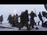 Как снимали Битву на Ледяном Озере 7 сезон 6 серия (RUS) игра престолов