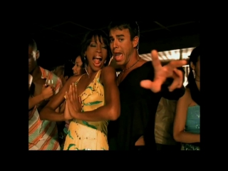 Whitney Houston  Enrique Iglesias - Could I Have This Kiss Forever HD