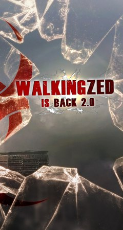 Релиз WALKINGZED IS BACK 2.0