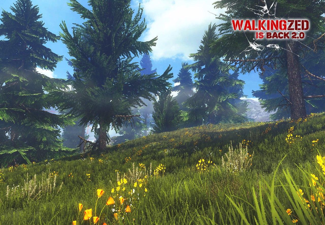 Релиз WALKINGZED IS BACK 2.0