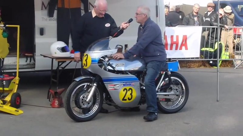 SEELEY MATCHLESS G50