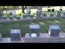 015. Кладбище, где лежат погибшие пассажиры Титаника Fairveiw Cemetery