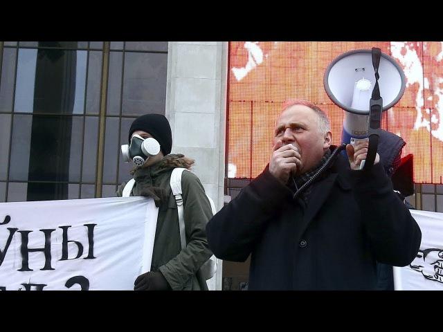 Жонка Статкевіча распавяла пра брутальнае затрыманне палітыка | Николай Статкевич <Белсат>