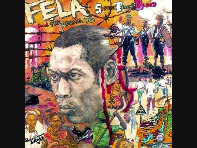 Fela Kuti (Nigeria, 1977) - Sorrow Tears and Blood (Full Album)