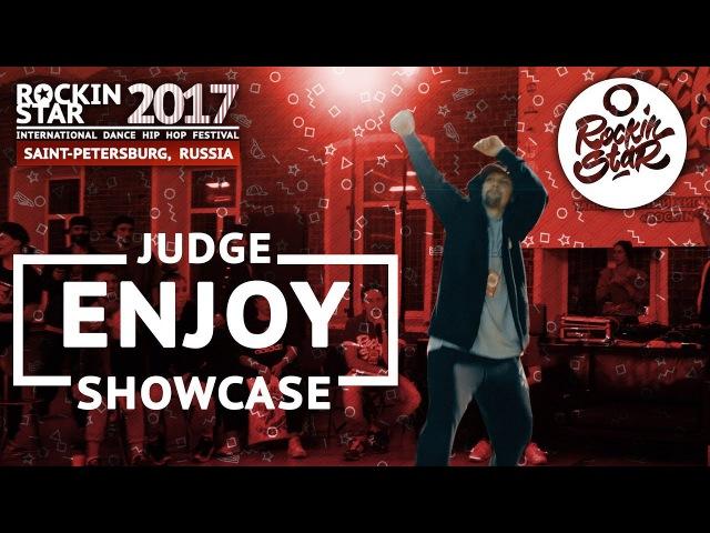 ROCKIN' STAR 2017   JUDGE SHOWCASE   ENJOY