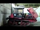 Гусеничный трактор ВТ-150 - потомок трактора ДТ-175 Волгарь
