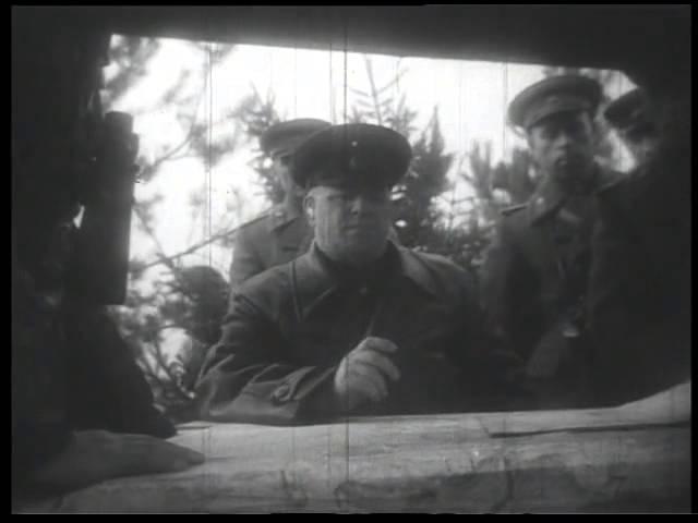 Освобождение Польши Liberation of Poland 1945