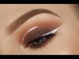 Brown Smokey Eye w Rose Gold Accent Alison Henry