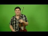 Irish Fiddle Lesson Donegal Styles with Aidan O'Donnell for Online Academy of Irish Music Tutorials