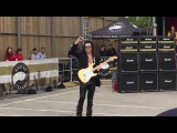 Yngwie Malmsteen Guitar Solo Star Spangled Banner National Anthem at Goose Island