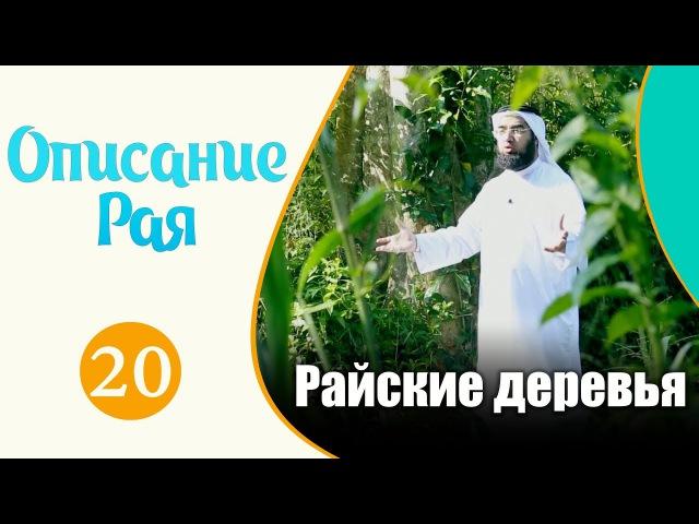 Как же прекрасны райские деревья | Описание рая №20