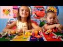 Киндер Сюрприз Барби игрушки для девочек распаковка Kinder Surprise Barbie toys for girls 3