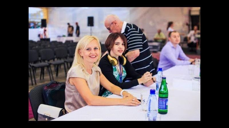 Экс-чемпионка мира Алина Шатерникова. Веб-конференция на XSPORT
