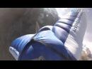 Wahnsinniger Weltrekord Basejumper fliegt durch Mini Loch