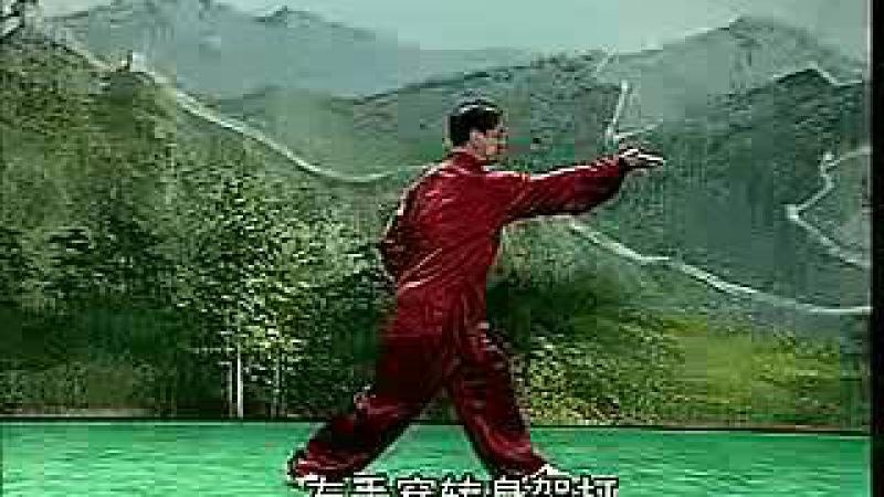 鴛鴦拳實用技擊拆講 奇步連手 Yuanyang Quan Shitong Jiji Chai Jiang Qi Bu Lian Shou