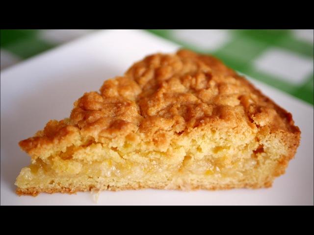 Лимонный Пирог. Простой рецепт очень вкусного и ароматного пирога » Freewka.com - Смотреть онлайн в хорощем качестве
