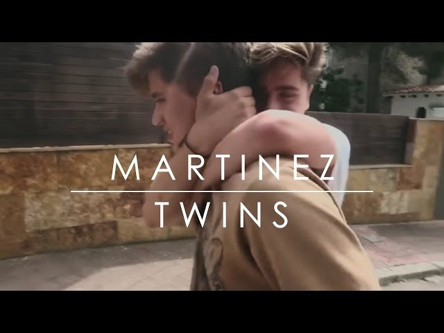 Martinez twins crush