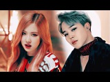 BTS, BLACKPINK, JUSTIN BIEBER - BLOOD, SWEAT &amp TEARS x PLAYING WITH FIRE x LET ME LOVE YOU (MASHUP)