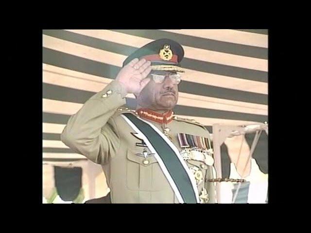 Выдан ордер на арест экс-президента Пакистана