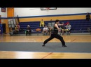 4th Annual Kung Fu Wushu Tournament (2016) - Casey Dion, Double Daggers (adv.)