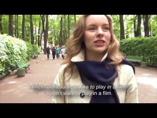 Interview with Tatyana Ryzhkova in St. Petersburg