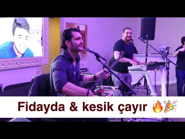 Serhan ilbeyi - Fidayda - Kesik çayır (HD canlı kayıt)
