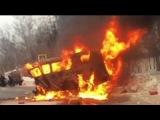 СТРАШНОЕ ДТП новая Москва, погибло 8 человек