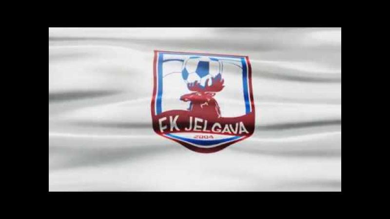 Alņa sirds - FK Jelgava himna