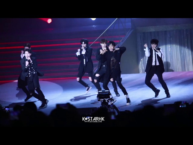 171002 INFINITE (인피니트) - 내꺼하자 (Be Mine) @國慶青年音樂會 Hong Kong Youth Music Festival 직캠/CAM [HD]