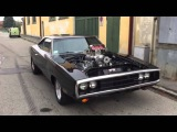 Dodge Charger FF Toretto