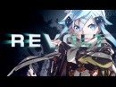SWORD ART ONLINE AMV REVOLT ETOJE TEAM IC
