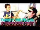 Twenty One Pilots - STRESSED OUT - Saxophone Cover