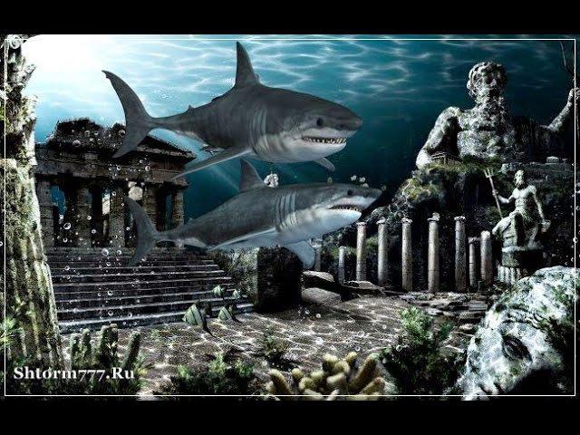 Существовала ли Атлантида? Тайна гибели Атлантиды.