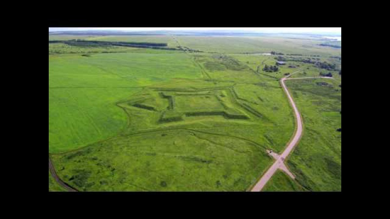 Крепость Кондурча 4k