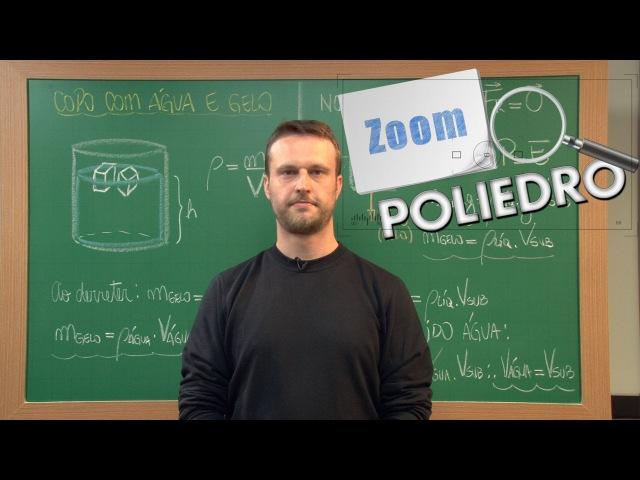 Física - Aula 19 - Copo com água e gelo