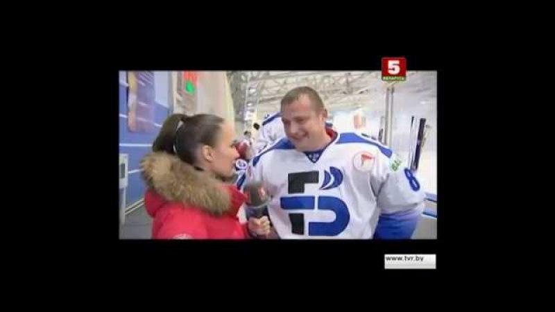 Виталий Жуковский играет за «Белтрансгаз»