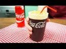 Торт Coca-Cola. Как сделать шоколадный стакан Кока-Кола   Cake Coca-Cola