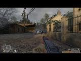 Прохождение Call of Duty 60 FPS Миссия 4 Нормандский маршрут №13 - Normandy Route №13