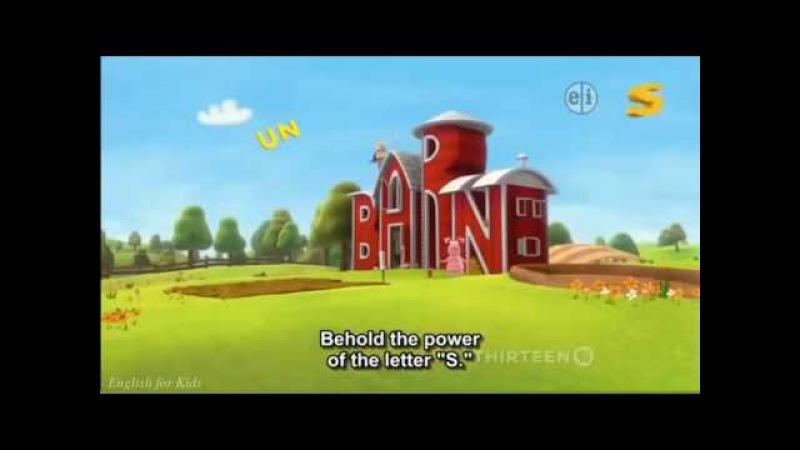 Word World for Kids DVD19, Superhero Sheep, Pirate Ship