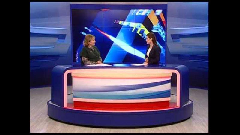 Вести-интервью с директором департамента культуры ЯО Мариной Васильевой от 4.12.17