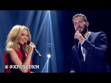 Kylie - Only You ft M. Pokora (Live Bercy Arena 30th Anniversary 2015)