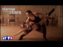 DALS S07 - Un Jazz pour Karine Ferri et Christophe Licata sur What a Feeling Flashdance