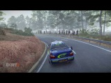 DiRT 4 - Subaru Impreza WRC 2001 - Spain, Career mode (chase cam replay)