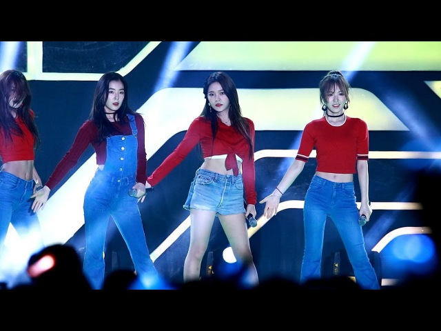 170930 Fever Fastival 레드벨벳 (RED VELVET) '러시안 룰렛' (Russian Roulette) 예리 직캠 by 팔도조선