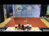 Cheer Junior Group Stunt. Гелиос.