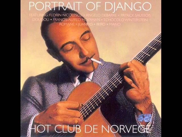 Hot Club de Norvege - Montagne Sainte Genevieve (Django's Waltz)